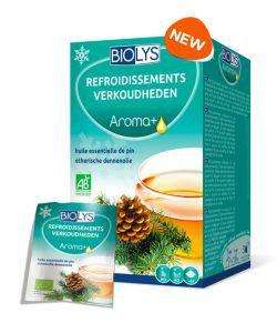 Bien-être Détente: Tisane Aroma+  Refroidissement
