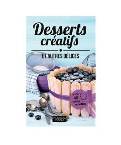Cadeaux Livres: Desserts créatifs