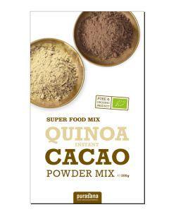 Aliments et Boissons: Quinoa et Cacao - poudre instantanée