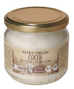 Aliments et Boissons: Huile de coco extra vierge