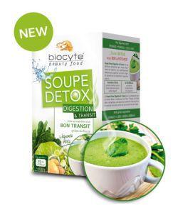 Aliments et Boissons: Soupe Detox - Digestion & Transit