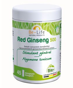 Les incontournables: Red Ginseng 500