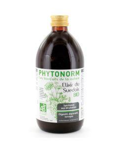 Les incontournables: Elixir du Suedois 18° aux 60 plantes