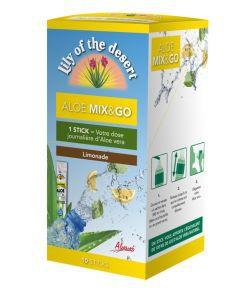 Les incontournables: Aloe Mix & Go - Limonade