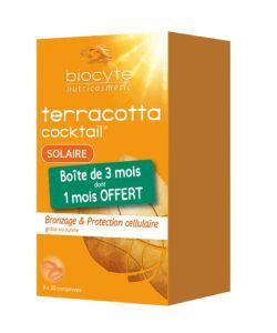 Beauté Hygiène: Terracotta Cocktail - Solaire