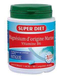 Bien-être Détente: Magnésium marin + Vitamine B6
