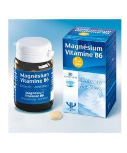 Bien-être Détente: Magnésium et Vitamine B6