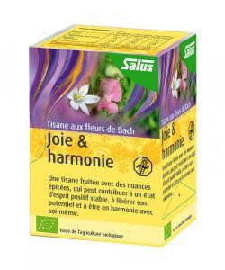 Thérapies naturelles: Tisane aux Fleurs de Bach - Joie & Harmonie