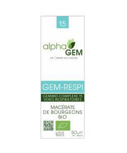 Thérapies naturelles: GEM-RESPI