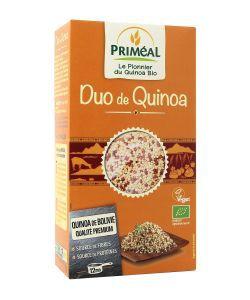 Aliments et Boissons: Duo de quinoa