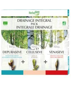 Pack drainage intégral