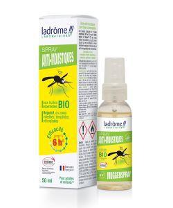 Bien-être Détente: Spray anti-moustiques