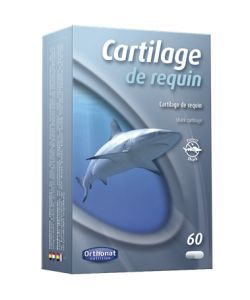 50 +: Cartilage de requin