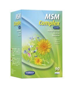 Thérapies naturelles: MSM Complex