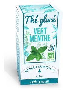 Aliments et Boissons: Thé Glacé - Vert Menthe