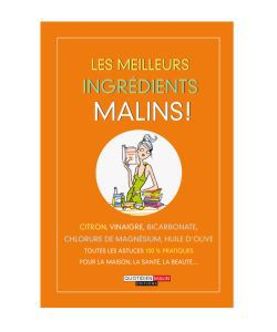 Cadeaux Livres: Les meilleurs ingrédients malins