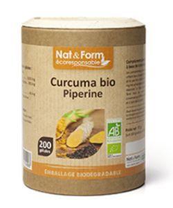 Thérapies naturelles: Curcuma-Pipérine - Gamme ECO