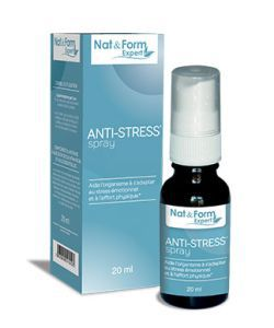 Thérapies naturelles: Anti-Stress Spray