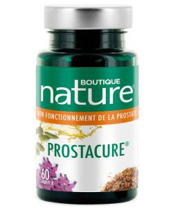 50 +: Prostacure