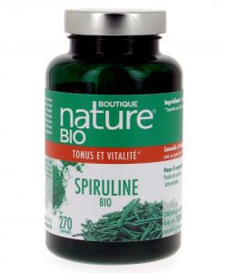 Thérapies naturelles: Spiruline