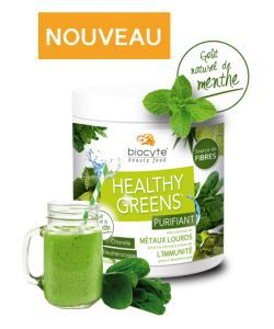 Thérapies naturelles: Healthy Greens
