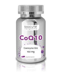 Thérapies naturelles: CoQ10