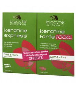Beauté Hygiène: Pack Gamme Keratine