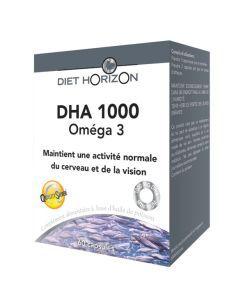 Thérapies naturelles: DHA 1000