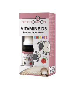Bien-être Détente: Vitamine D3 enfant