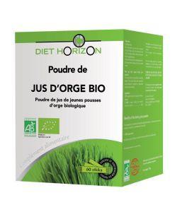 Thérapies naturelles: Poudre de jus d\'Orge Bio