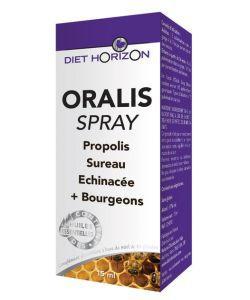 Bien-être Détente: Oralis Spray buccal