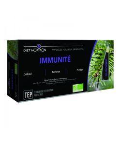 Thérapies naturelles: Immunité