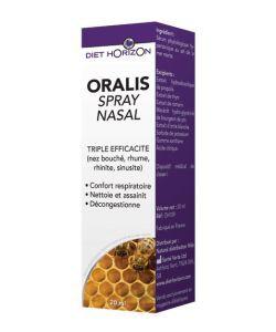Bien-être Détente: Oralis Spray nasal