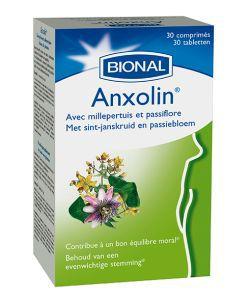 Thérapies naturelles: Anxolin