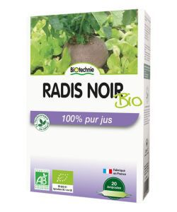 Thérapies naturelles: Radis noir Bio