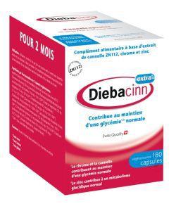 Thérapies naturelles: Diebacinn Extra
