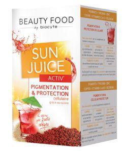 Beauté Hygiène: Sun Juice