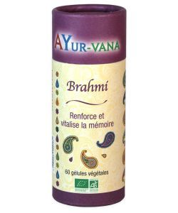 Thérapies naturelles: Brahmi