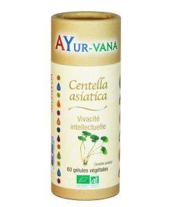 Thérapies naturelles: Centella Asiatica