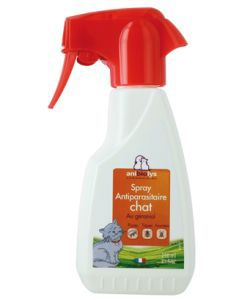 Animaux & Maison: Spray antiparasitaire Chat