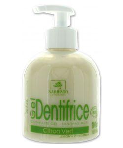 Beauté Hygiène: Gel Dentifrice - Citron vert