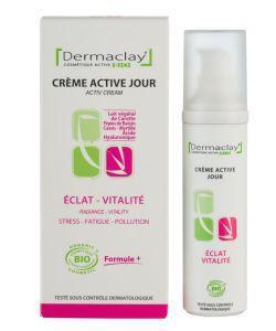 Beauté Hygiène: Crème active Jour - Eclat Vitalité