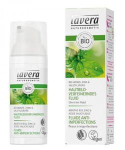 Beauté Hygiène: Fluide anti-imperfections - Menthe