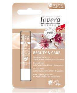 Beauté Hygiène: Baume à Lèvres Beauty & Care - Nude