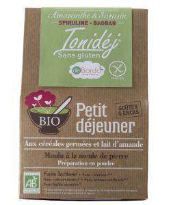 Aliments et Boissons: ToniDéj sans gluten - Spiruline & Baobab