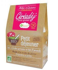 Aliments et Boissons: CéréaDéj sans gluten - Millet & Quinoa