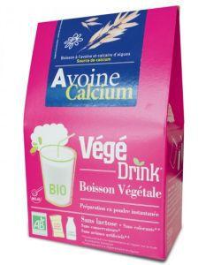 Aliments et Boissons: VégéDrink - Avoine Calcium