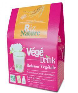 Aliments et Boissons: VégéDrink - Riz
