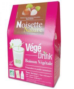 Aliments et Boissons: VégéDrink Noisettes