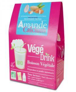 Aliments et Boissons: VégéDrink - Amande Calcium
